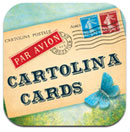 ios app cartolina for make cards