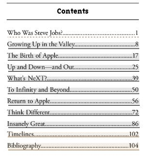 content of who was jobs