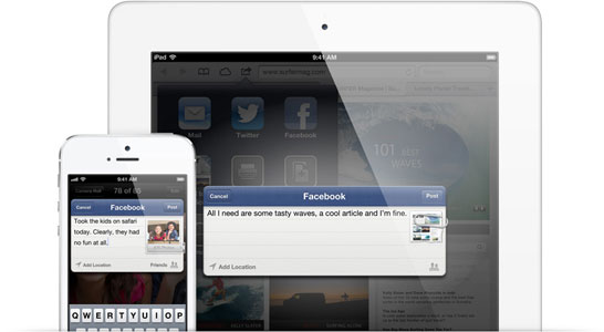 social networking facebook app