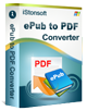 epub to pdf conversion