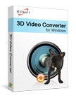 convert from 2d to 3d video easily