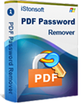 istonsoft pdf password remover box