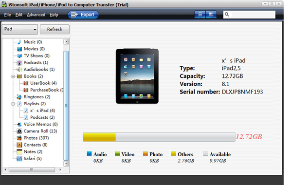 ios devices ebooks transfer