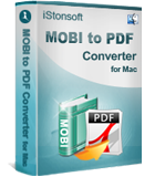 convert mobi to pdf on mac