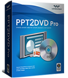 powerpoint to dvd software box