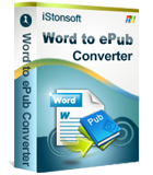 convert word to epub