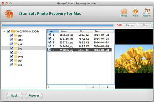 best app to recover lost photos on mac