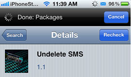 recover deleted iphone text messages after jailbreaking
