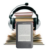 audio books for kindle