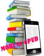 convert mobi books to nook epub format