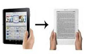 transfer books from ipad to kindle
