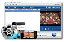 iphone video converter features