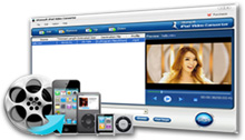 easy to convert video to ipod with istonsoft ipod video converter