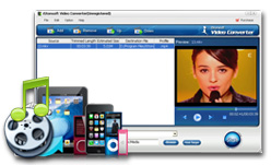 iStonsoft Free Video Converter Features