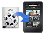 how to play avi on kindle fire for mac users