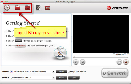 how to rip, convert blu-ray movies to kindle fire on mac
