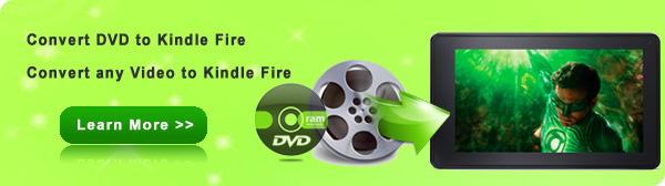 convert videos to kindle fire free
