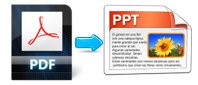 how can you convert from pdf to ppt