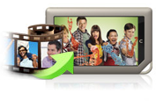 watch videos on nook tablet