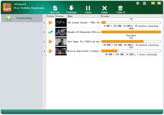 istonsoft free youtube downloader for windows