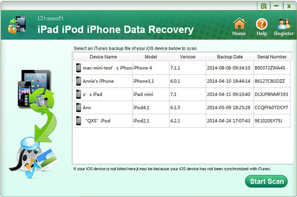powerful data recovery for iphone ipad ipod