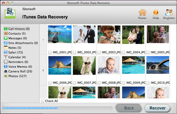 how to add photos to iphone from photos libary mac