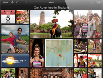 get started with iphoto for the new ipad