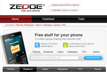 find free iphone ringtones