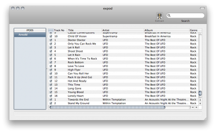 move music from ipod to mac