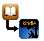 ibooks on kindle