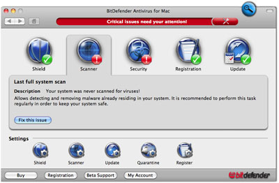 anti virus software for mac