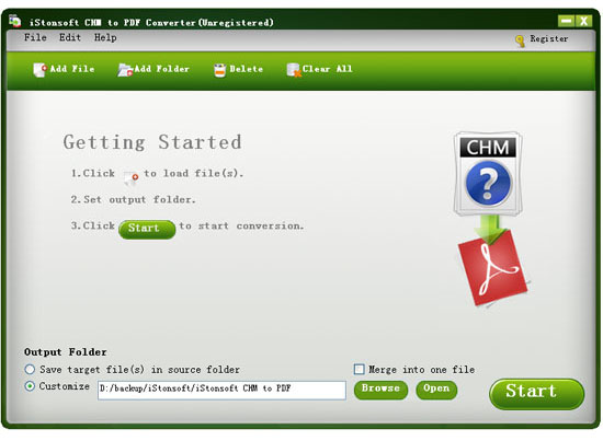 run free chm to pdf converter