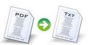 convert pdf to text mac