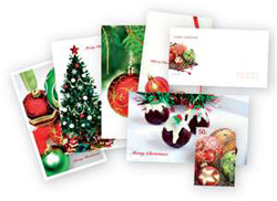 photo collage cards for christmas