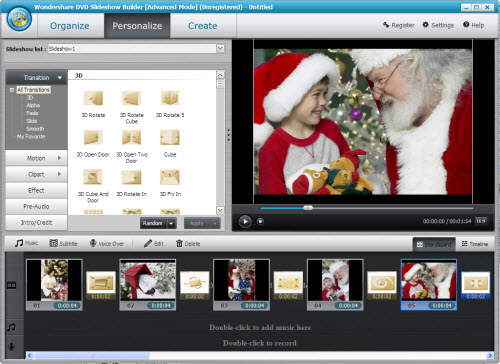 launch myspace slideshow maker