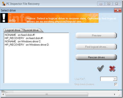 photo recovery freeware
