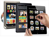 the new ipad vs kindle fire