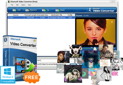 iStonsoft Free Video Converter