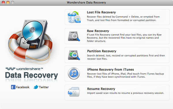 File Recovery for Mac - How to Recover Lost, Deleted or Formatted ...