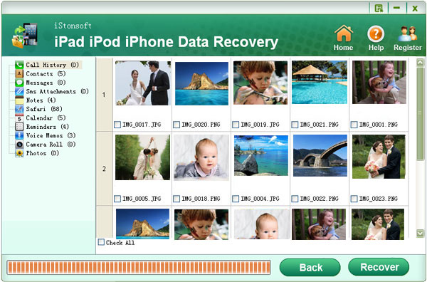 preview files before recovery as you like