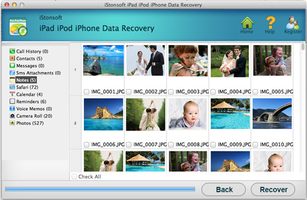 easy way to recovery data for ipad iphone and ipod