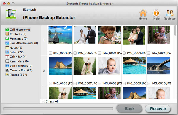 extract iphone backup from itunes mac