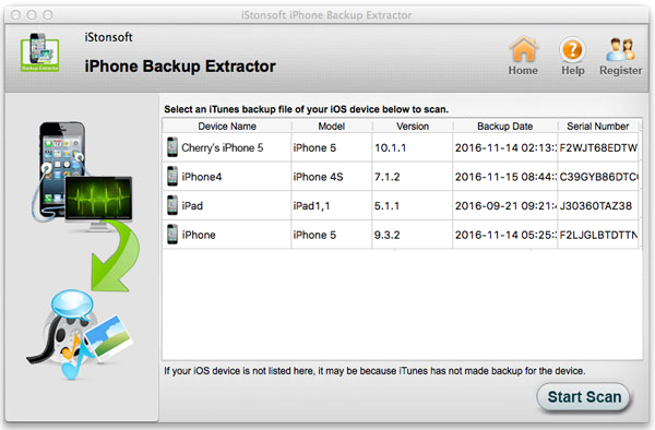 best mac iphone extracting software