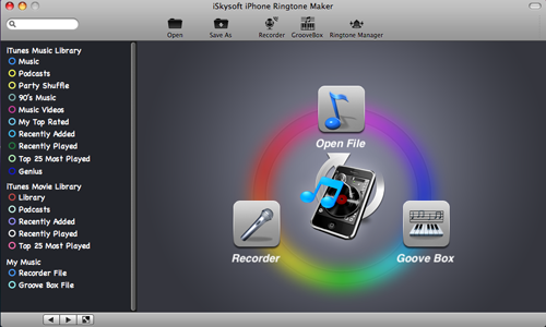 choose to make ringtones for iphone on mac