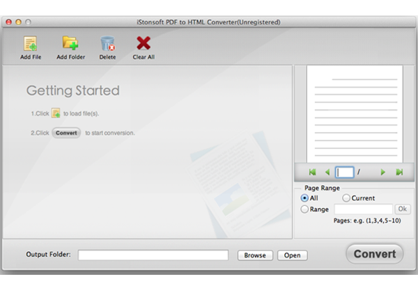 powerful pdf html converter