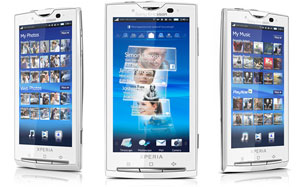 put video on sony ericsson xperia