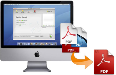 how to create a pdf on mac with multiple files