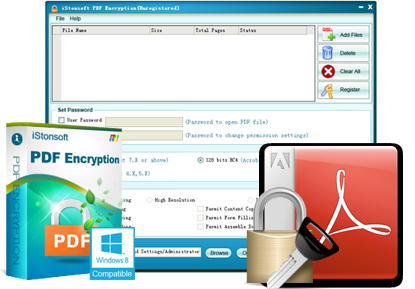 iStonsoft PDF Encryption