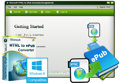 iStonsoft HTML to ePub Converter