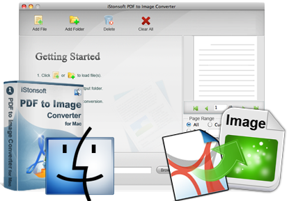iStonsoft PDF to Image Converer for Mac